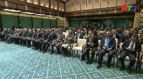 Thổ Nhĩ Kỳ và Iraq nhất trí đẩy mạnh hợp tác chống khủng bố