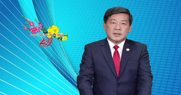 Phát biểu chúc Tết của đồng chí Trần Thanh Liêm, Phó Bí thư Tỉnh ủy, Chủ tịch UBND tỉnh Bình Dương