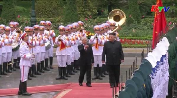 Nhà lãnh đạo Triều Tiên hy vọng đưa quan hệ với Việt Nam lên tầm cao mới