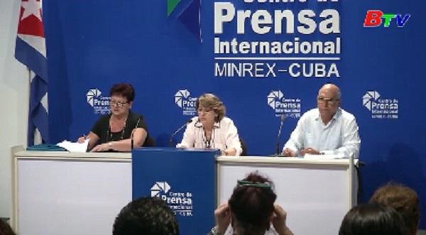 Cuba công bố kết quả trưng cầu dân ý Hiến pháp mới