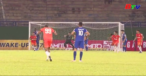 Vòng 2 V.League 2019 - Bình Dương 3-1 SHB Đà Nẳng