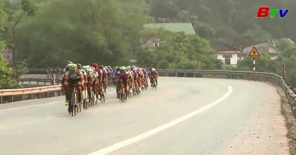 Xuất phát chặng 7 cuộc đua xe đạp toàn quốc tranh cúp truyền hình Tp.HCM lần thứ 30 năm 2018