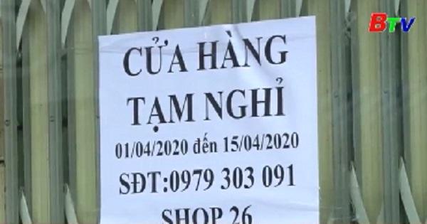 Thành phố Thủ Dầu Một thực hiện nghiêm Chỉ thị 16/CT-TTg