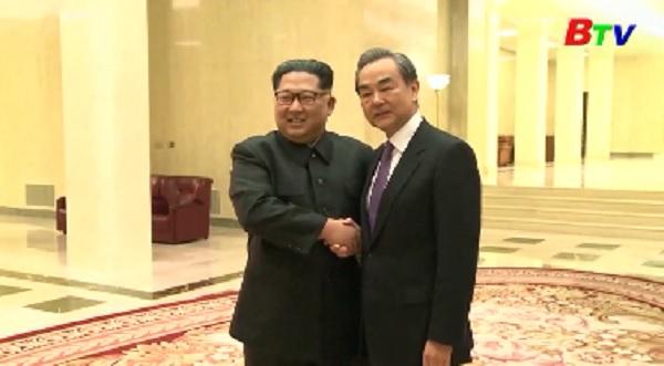 Trung Quốc ủng hộ chấm dứt tình trạng chiến tranh trên Bán đảo Triều Tiên