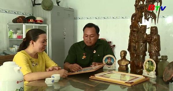 Người cựu chiến binh làm kinh tế giỏi