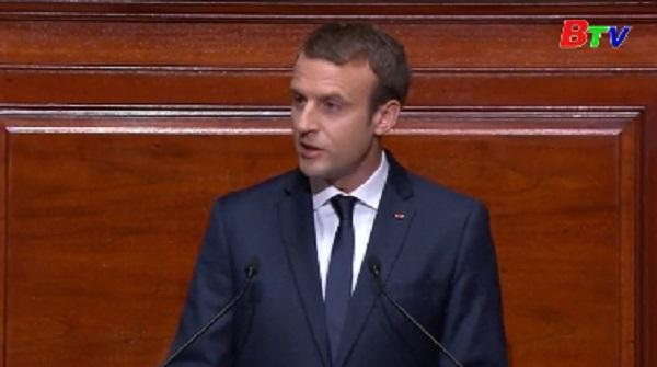 Pháp sẵn sàng bước đi trên con đường mới