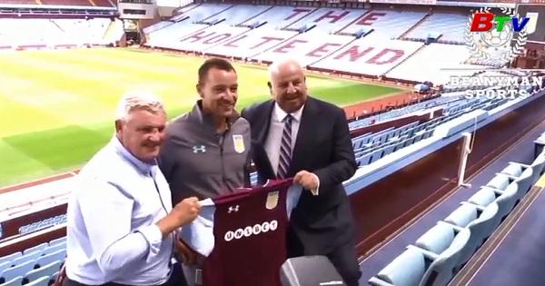 John Terry gia nhập CLB Aston Villa