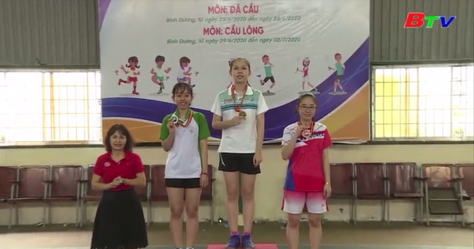 Kết thúc môn thi đấu cuối cùng HKPĐ tỉnh Bình Dương lần thứ X