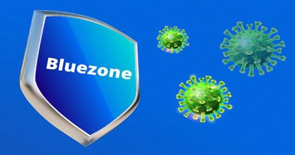 Cài đặt ứng dụng Bluezone