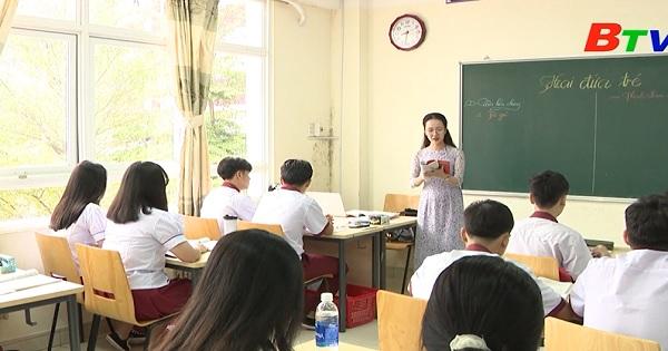 Hiệu quả từ việc đổi mới nâng cao chất lượng Giáo dục và Đào tạo ở Bình Dương