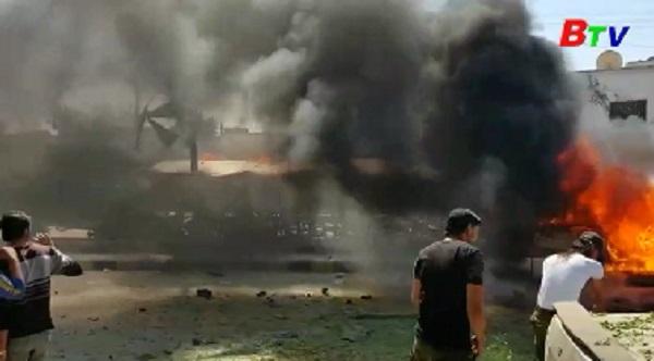 Quân đội chính phủ Syria bắt nhiều phần tử khủng bố được Mỹ huấn luyện