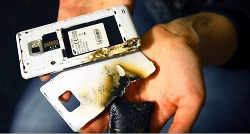 5 cách phòng tránh smartphone phát nổ