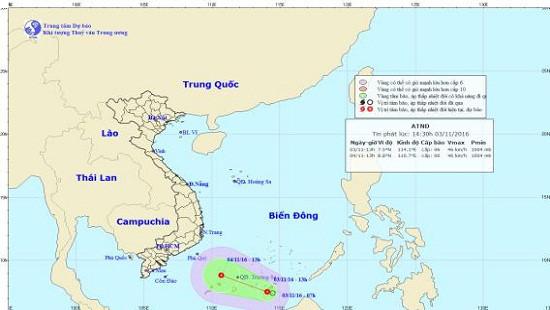 Áp thấp nhiệt đới gây gió giật cấp 9, Trung Bộ vẫn ngập lụt nghiêm trọng