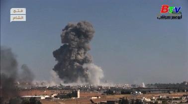 Syria: Phiến quân mở các cuộc tấn công mới ở Aleppo