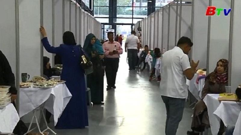 Chương trình đào tạo nghề dành cho phụ nữ di cư Sirya