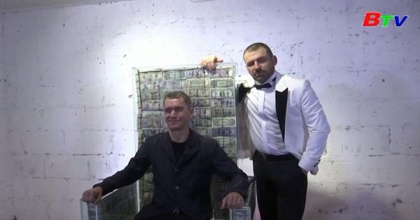 Ngai vàng triệu đô độc nhất vô nhị trên thế giới tại Nga