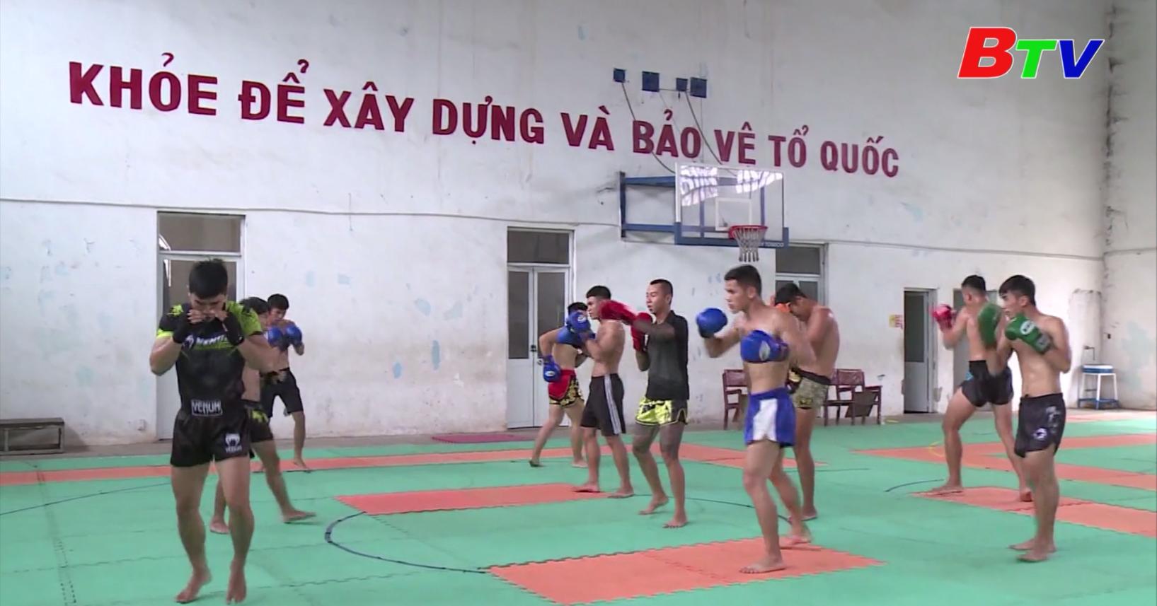 Kickboxing Bình Dương - Nơi ươm mầm tài năng cho thể thao Việt Nam
