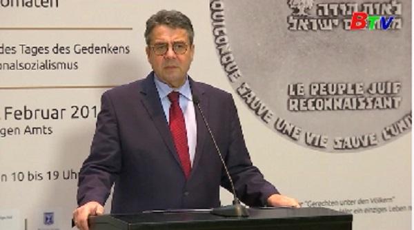 Đức kêu gọi Châu Âu đi tiên phong trong việc thúc đẩy giải trừ vũ khí hạt nhân