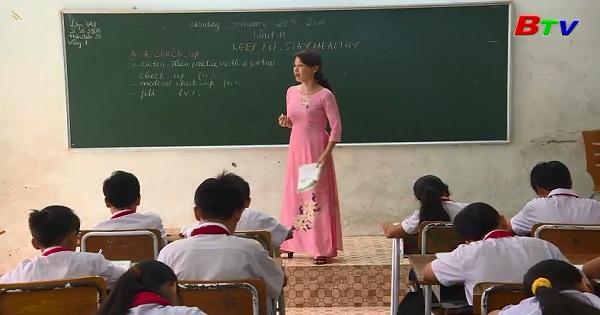 Hoạt động giảng dạy của trường THCS Chánh Nghĩa Thủ Dầu Một