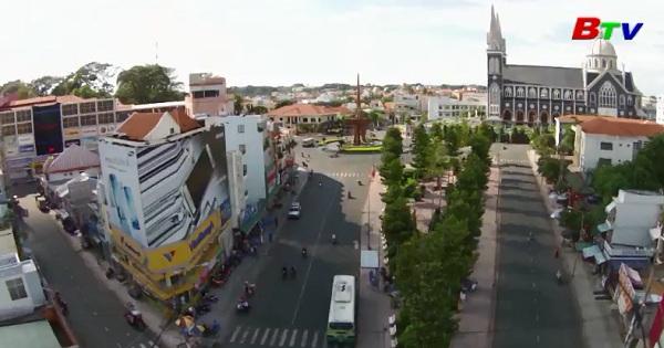 Thành phố Thủ Dầu Một với hành trình vươn tới đô thị loại I
