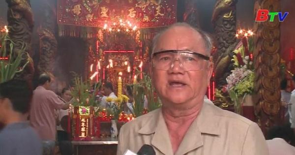 Lễ hội Chùa Bà Lái Thiêu - Nét đẹp tín ngưỡng đặc sắc