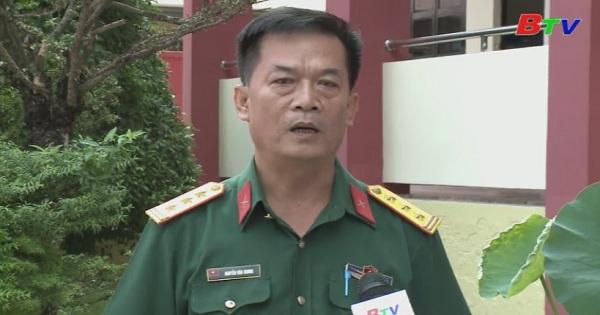 Thành phố Thủ Dầu Một sẵn sàng ngày hội giao quân 2018
