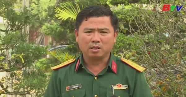 Huyện Bắc Tân Uyên sẵn sàng cho ngày hội tòng quân năm 2018