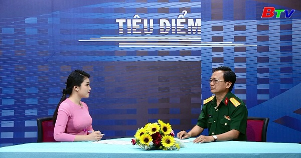 Bình Dương sẵn sàng cho ngày hội giao quân năm 2018