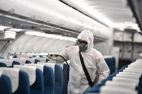 Dịch viêm đường hô hấp cấp COVID-19: Vietnam Airlines tại Nhật Bản khẳng định tuân thủ chặt chẽ quy định về phòng dịch