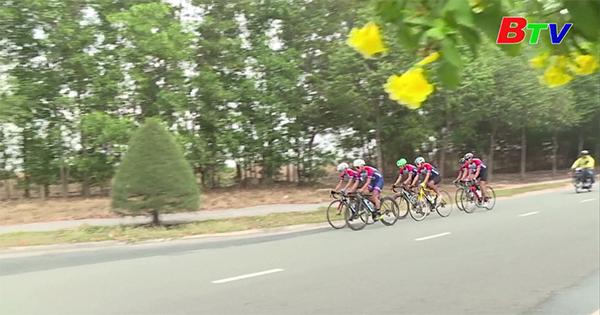 Đội Xe đạp Bình Minh Bình Dương với những mục tiêu trong năm 2021