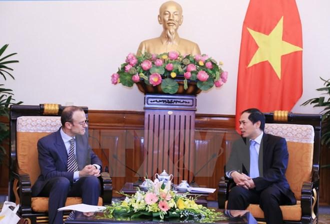 Chính phủ Bỉ cam kết tiếp tục đồng hành cùng Việt Nam