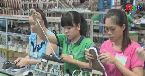 Bình Dương - Quí I xuất khẩu hàng hóa tăng hơn 16%
