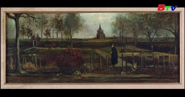 Hà Lan - Một bức tranh của Van Gogh bị đánh cắp khi bảo tàng ngưng hoạt động do covid-19