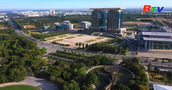 Bình Dương - Đề án thành phố thông minh phù hợp xu hướng phát triển của thế giới