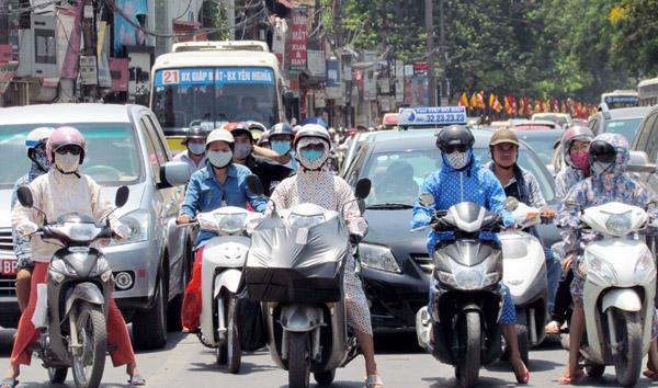 Tây Nguyên và Nam Bộ đề phòng thời tiết nguy hiểm