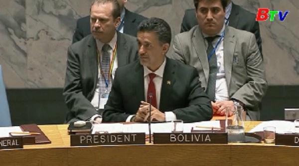 HĐBA thông qua nghị quyết tăng cường trừng phạt Triều Tiên