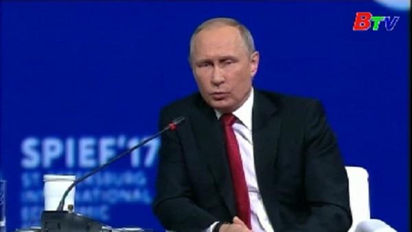 Nga và NATO cần hợp tác chống khủng bố