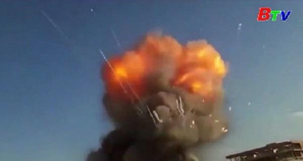 IS thực hiện hàng loạt vụ tấn công ở Tây Mosul