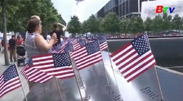 Người dân Mỹ tưng bừng chào đón Quốc khánh