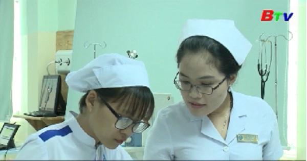 Nhóm ngành chăm sóc sức khỏe tại Bình Dương ngày càng phát triển