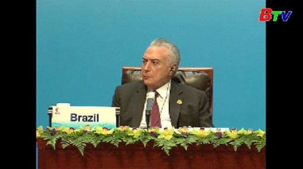 BRICS kêu gọi cải tổ LHQ và HĐBA LHQ