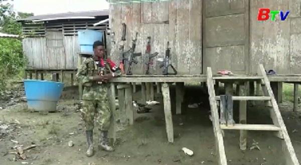 Chính phủ Colombia và nhóm vũ trang ELN đạt được thỏa thuận ngừng bắn