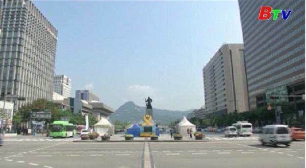 Quan hệ Mỹ - Hàn trước nguy cơ rạn nứt