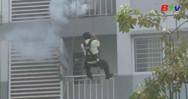 Bình Dương chủ động xây dựng phong trào toàn dân tham gia phòng cháy chữa cháy