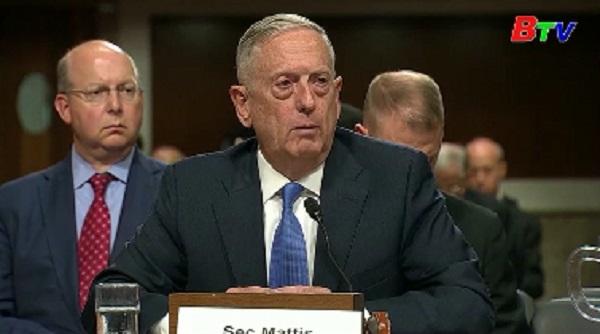 Mỹ tăng ngân sách cho các chương trình phòng thủ tên lửa