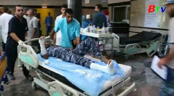 Đánh bom liều chết tại Libya, hàng chục người thương vong