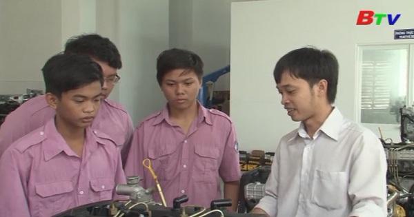 Nâng cao hiệu quả trong công tác tuyển sinh ở các trường nghề