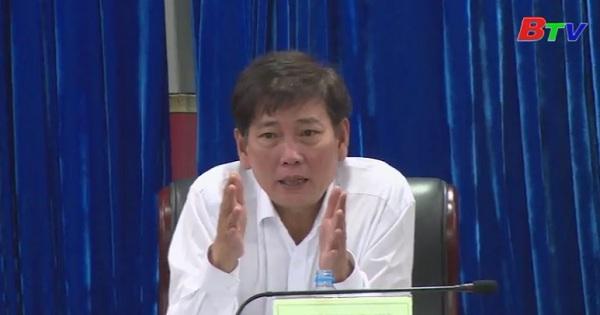 Phương án cải tạo, nâng cấp hệ thống thoát nước Bình Hòa - Thuận An