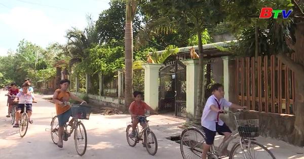 Nông thôn Bình Dương bứt phá từ xây dựng nông thôn mới