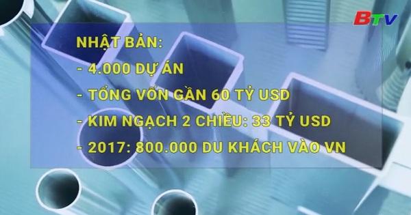 Nhật Bản đã đầu tư gần 60 tỷ USD vào Việt Nam